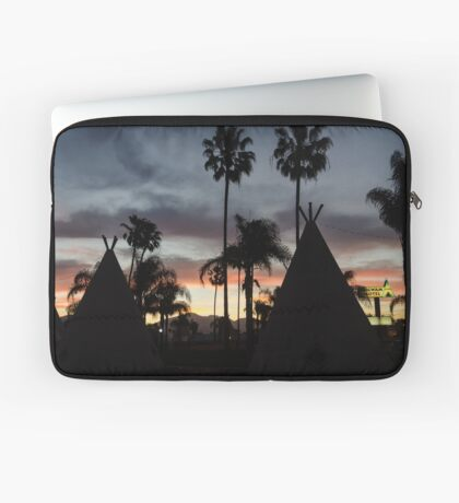 Route 66 Motel Laptop Sleeve