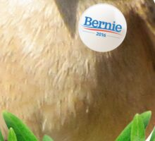 Bernie Bird Sticker