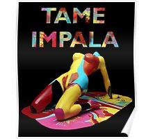 Tame Impala Artwork Poster