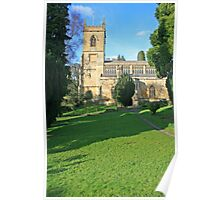 St Marys, Chipping Norton Poster
