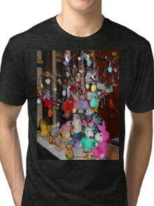 Easter Tree Tri-blend T-Shirt