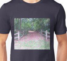 Rustic Path Unisex T-Shirt