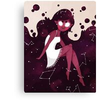 Space Goddess Canvas Print