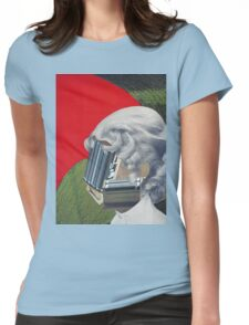Clipper Girl Womens Fitted T-Shirt