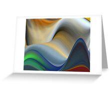 Wavelength Greeting Card