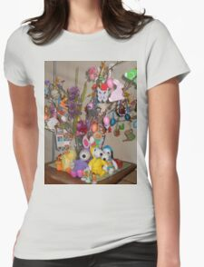 Easter Dreams Womens Fitted T-Shirt