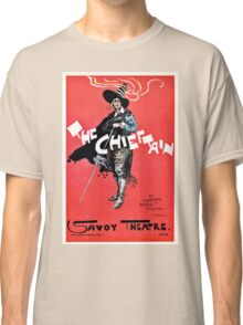 The Chieftain Vintage Savoy theatre ad, Dudley Hardy Classic T-Shirt