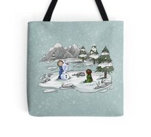 A chance to change my lonely world Tote Bag