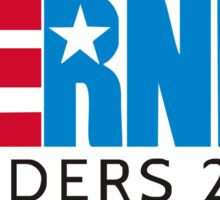 bernie sanders 2016 bumper sticker Sticker