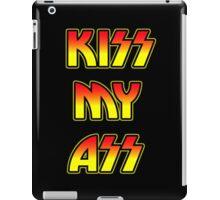 Funny Heavy Metal Rock Quote Humor iPad Case/Skin