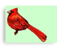 Cardinal Rule Canvas Print