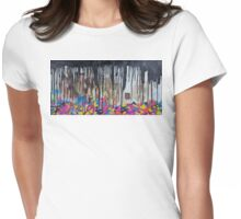 14 Womens Fitted T-Shirt