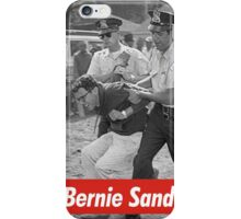 bernie sanders arrested 1963 iPhone Case/Skin
