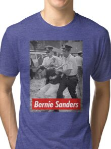bernie sanders arrested 1963 Tri-blend T-Shirt