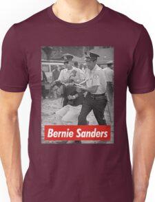 bernie sanders arrested 1963 Unisex T-Shirt