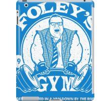 Foley's Gym iPad Case/Skin