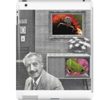 Color TV iPad Case/Skin