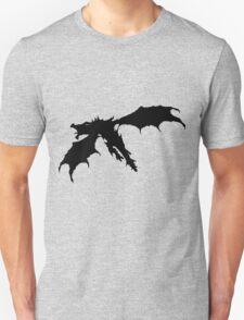 Skyrim - Alduin Silhouette T-Shirt