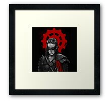 commander lexa  Framed Print