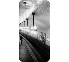 Berlin's metro - subway iPhone Case/Skin