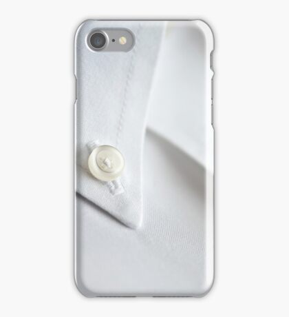 Buttoned Down iPhone Case/Skin