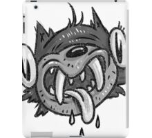 Beast Cat iPad Case/Skin
