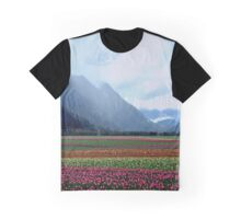 Carpet of Tulips Graphic T-Shirt