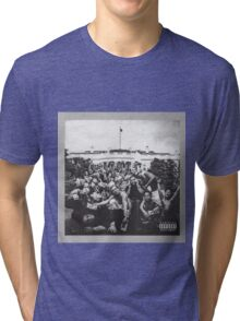 Kendrick Lamar Photos Tri-blend T-Shirt