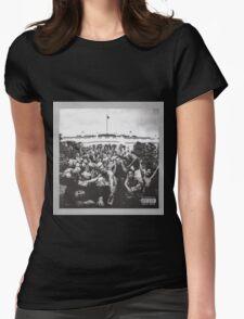 Kendrick Lamar Photos Womens Fitted T-Shirt