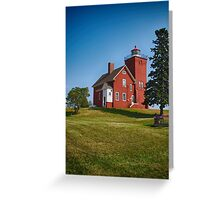Two Harbors 3 Greeting Card