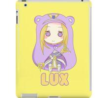 Chibi Lux iPad Case/Skin