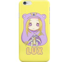 Chibi Lux iPhone Case/Skin