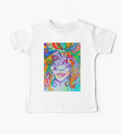 Color Blind Baby Tee