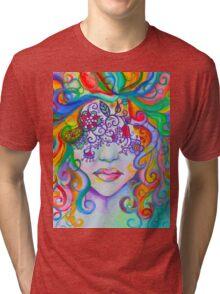 Color Blind Tri-blend T-Shirt