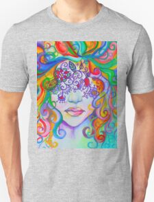 Color Blind Unisex T-Shirt