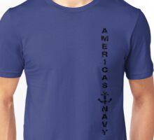 """US Navy """"America's Navy"""" Unisex T-Shirt"""