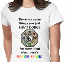 Master Spark Womens Fitted T-Shirt