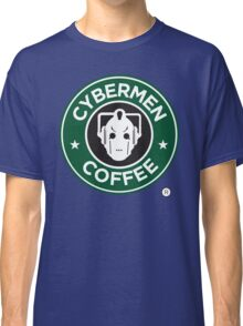 Cybermen Coffee Classic T-Shirt