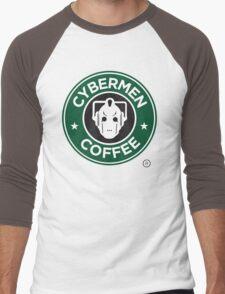 Cybermen Coffee Men's Baseball ¾ T-Shirt