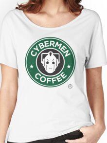 Cybermen Coffee Women's Relaxed Fit T-Shirt