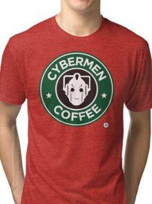 Cybermen Coffee Tri-blend T-Shirt