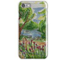 Flowers on Warner's iPhone Case/Skin
