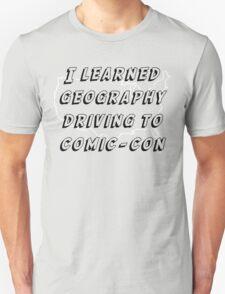 Geography Unisex T-Shirt