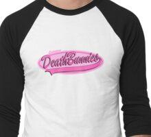 Baseball Team Codename DeathBunnies Men's Baseball ¾ T-Shirt
