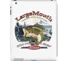 largemouth iPad Case/Skin