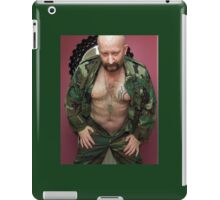 Troy- Army Man For You iPad Case/Skin