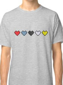 The Binding of Isaac, hearts Classic T-Shirt