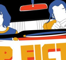 Pulp Fiction: Mia and Vincent Sticker