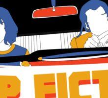 Pulp Fiction: Mia and Vincent Sticker