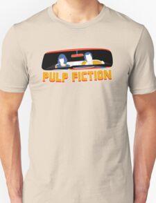 Pulp Fiction: Mia and Vincent Unisex T-Shirt